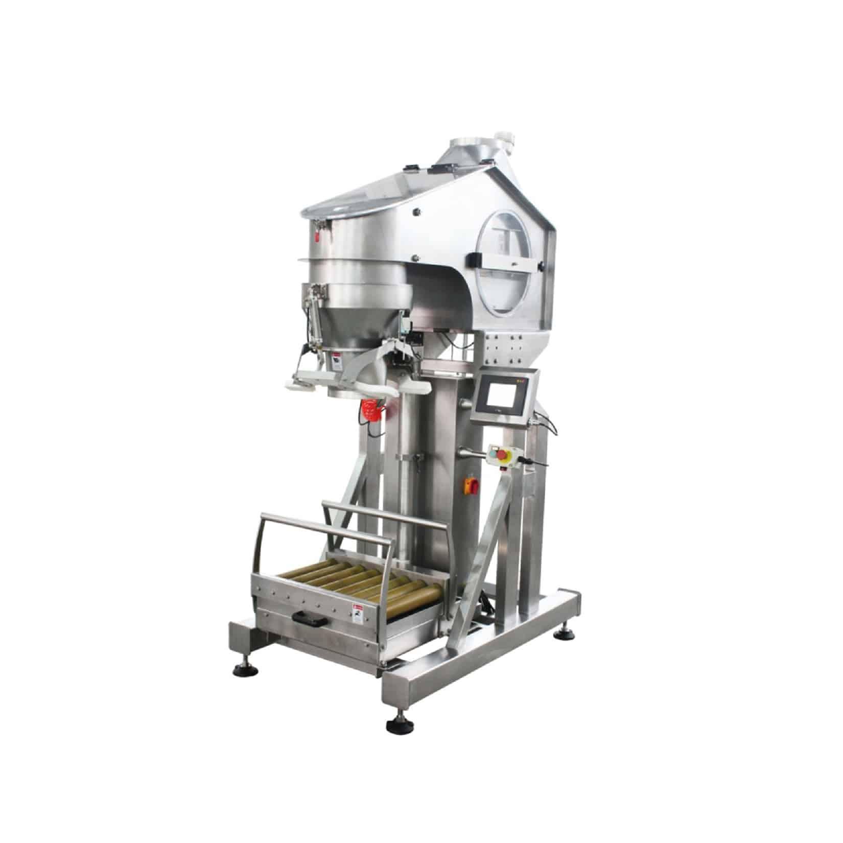 Półautomatyczny dozownik ślimakowy – DAS1050