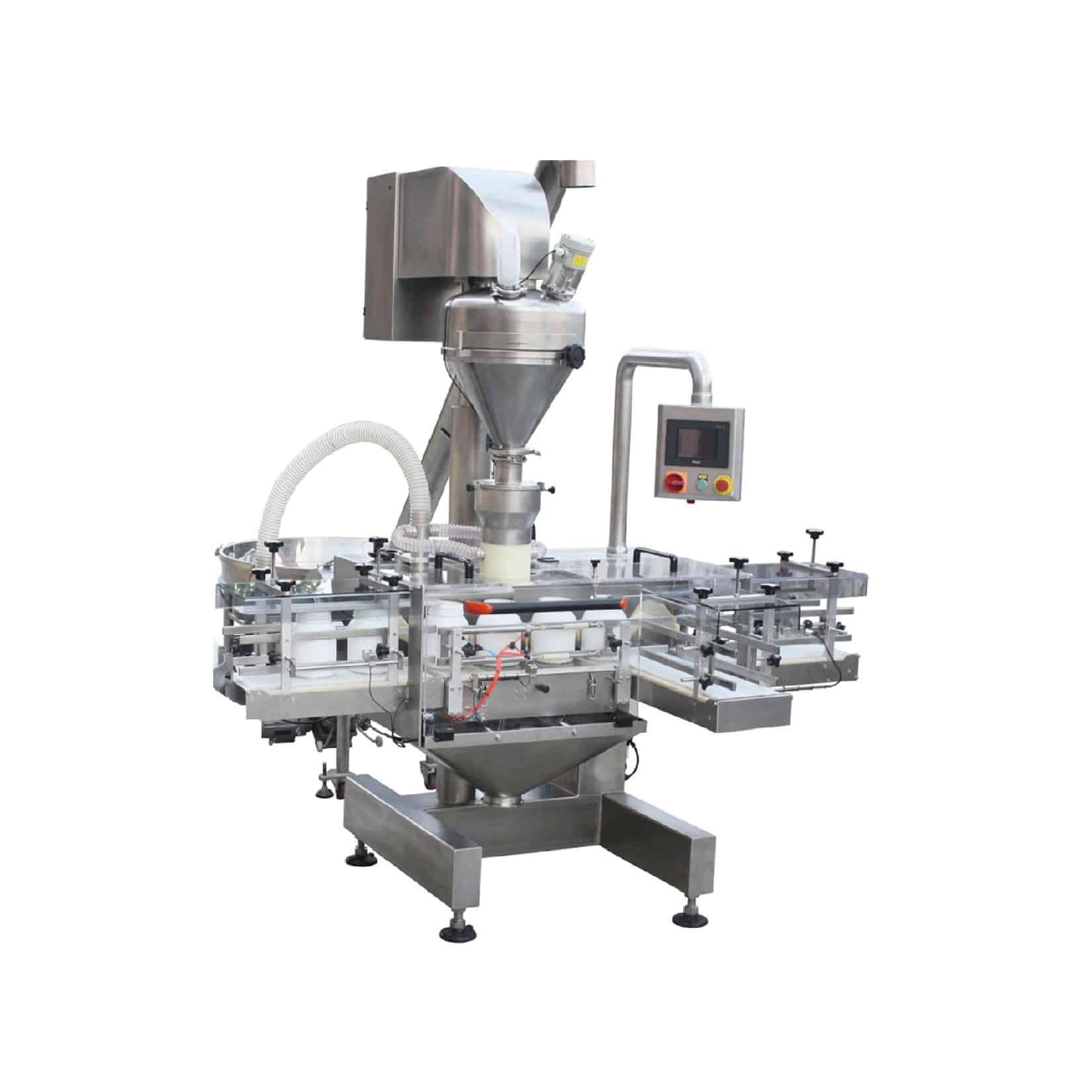 Automatyczny dozownik ślimakowy  – DAF200/DAF300