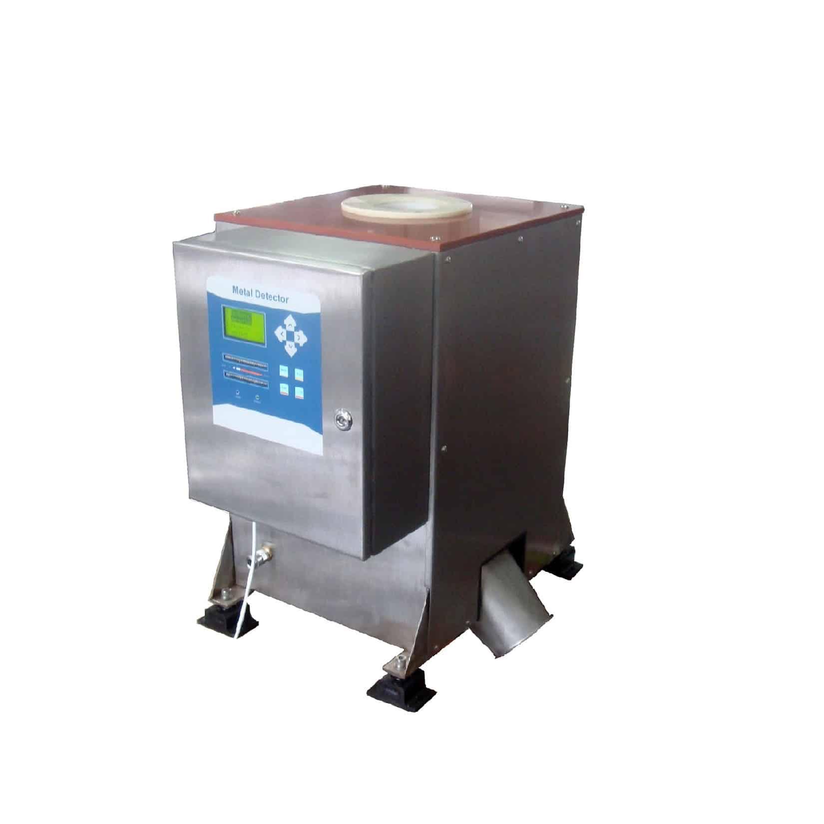 Detektor metalu – grawitacyjny