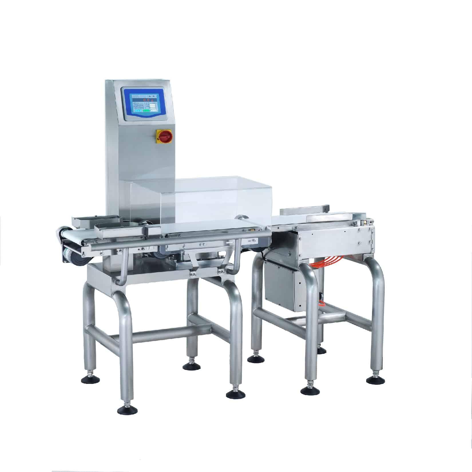 Detektor metalu z wagą kontrolną -CW