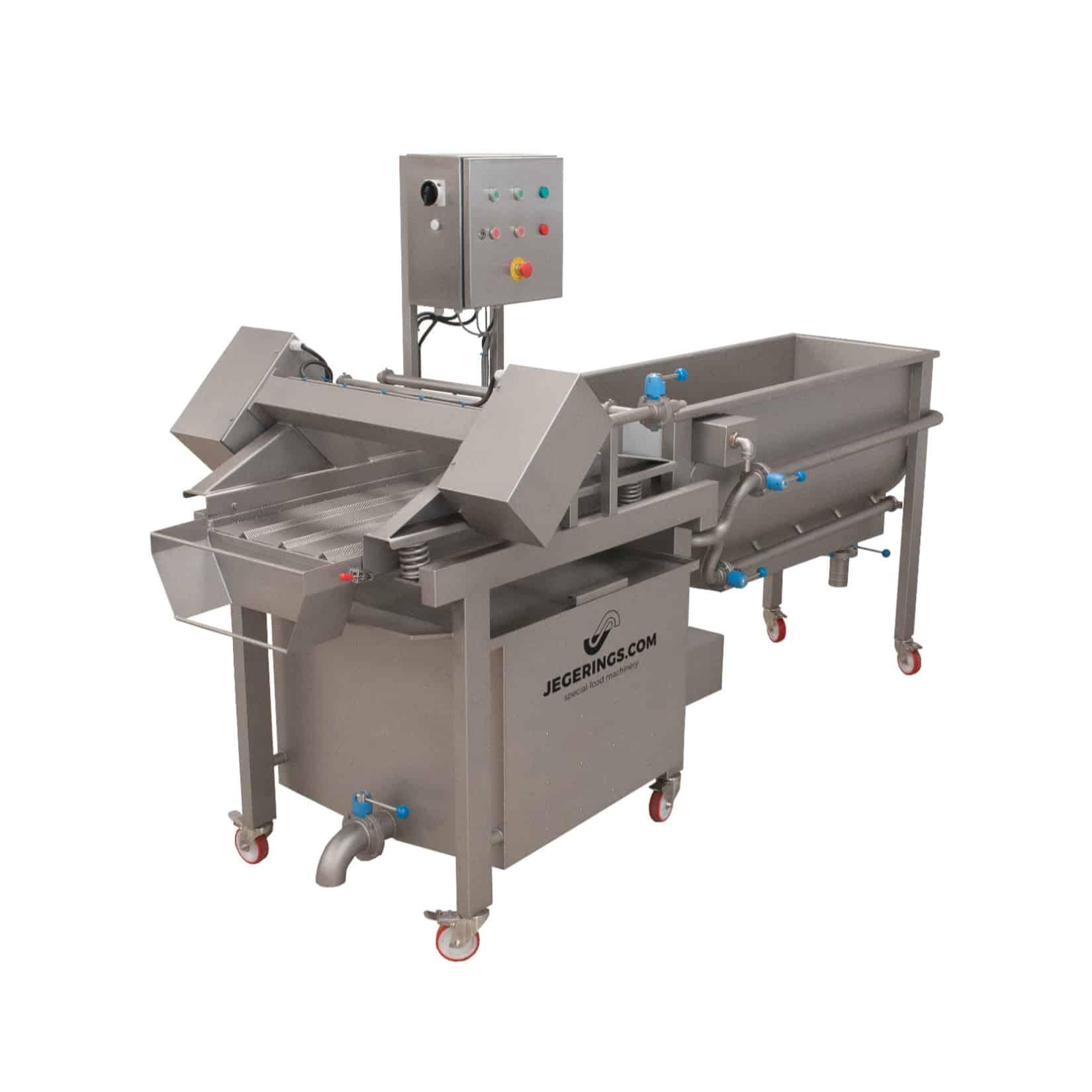 Mycie warzyw – VWM2500/3600
