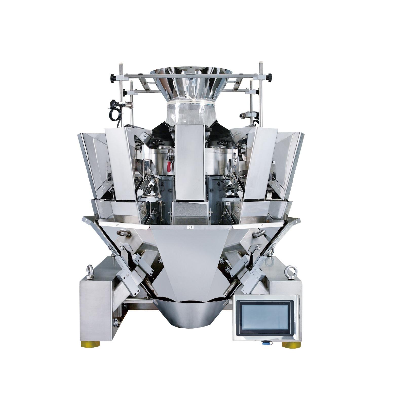 Multihead weigher – Standard WM10/14