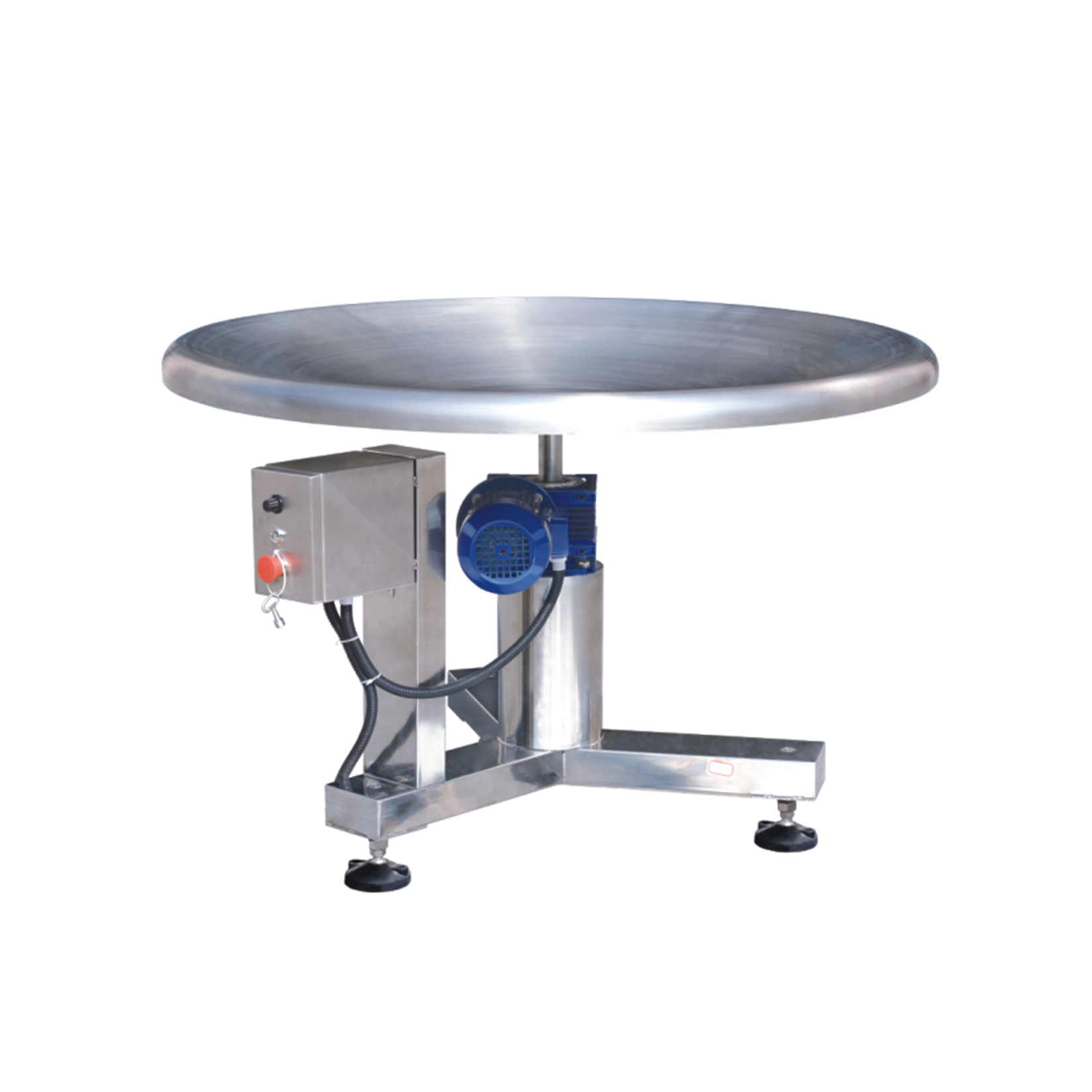 Rotary collecting table – A4