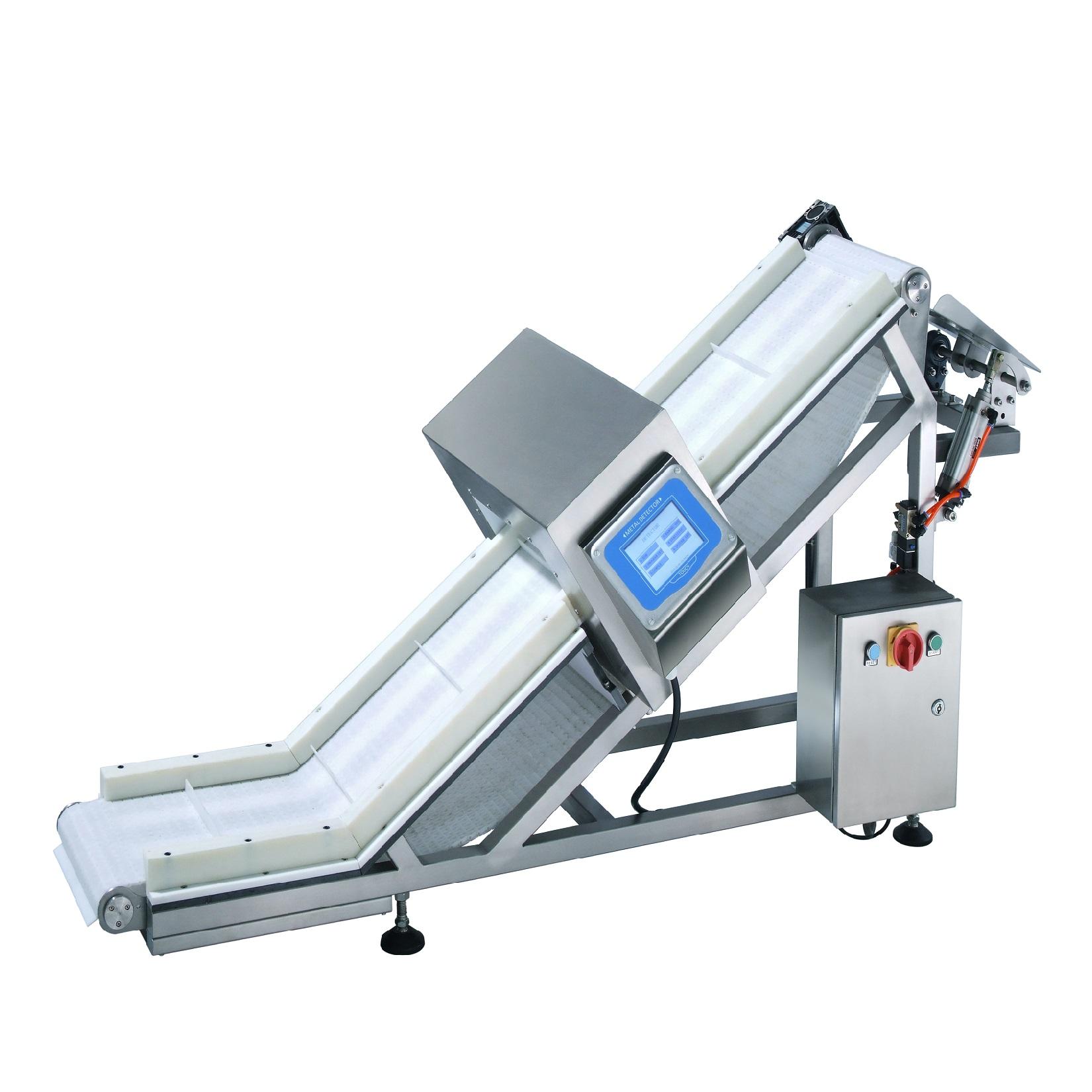 Inclined metal detector -MDi