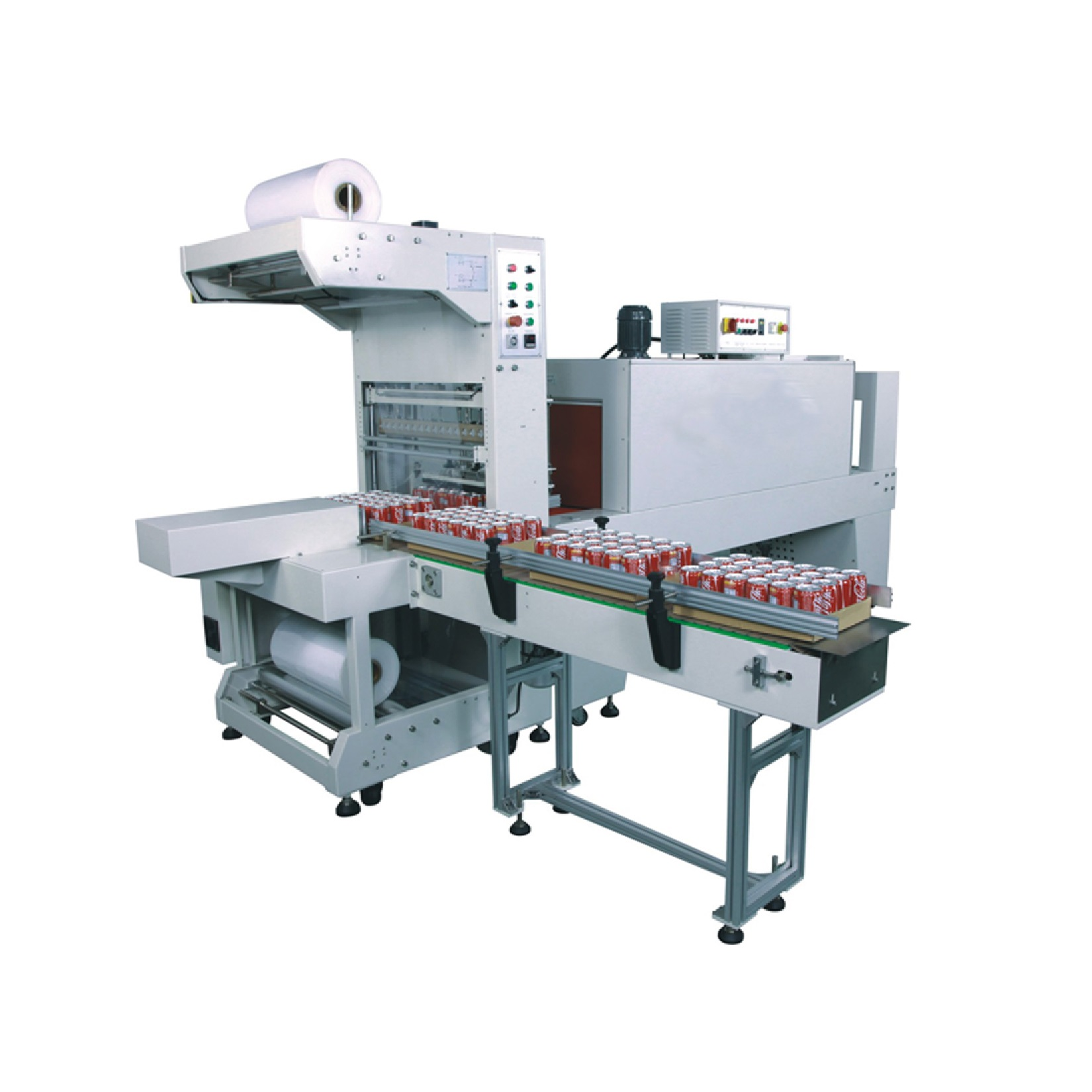 Automatic sleeve sealing and shrinking machine – OSS-6040