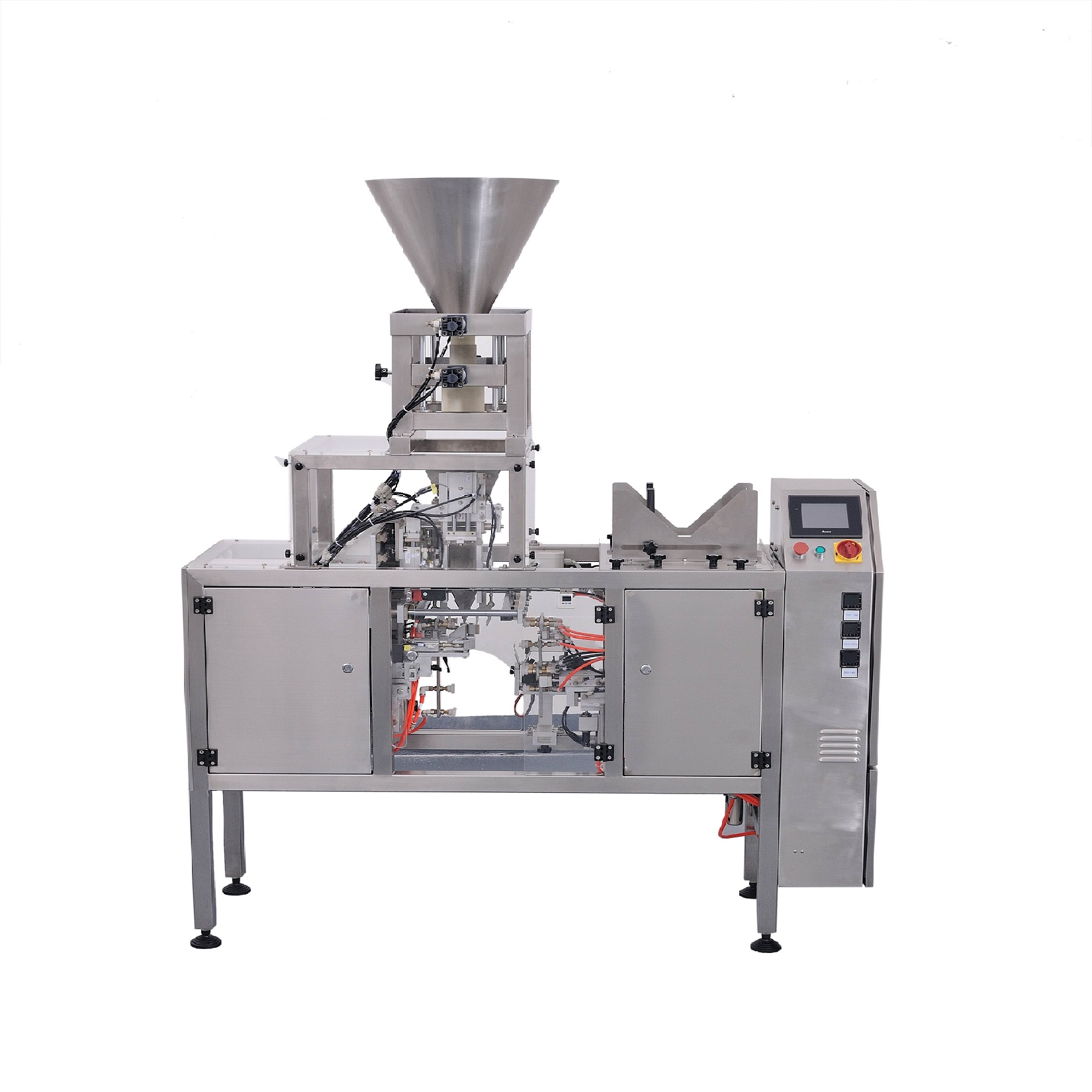 Preformed pouch packing machine – RP1