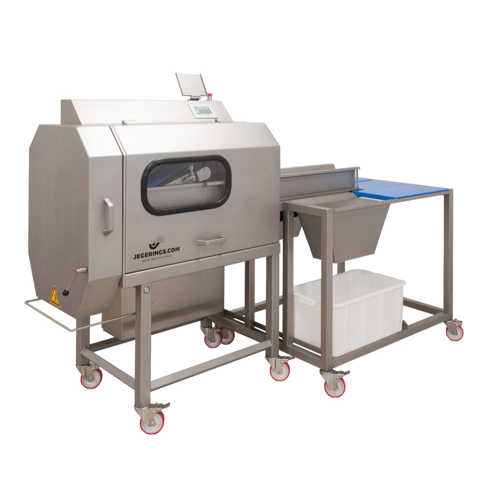 Belt cutting machine – BCM1650 / BCM2450