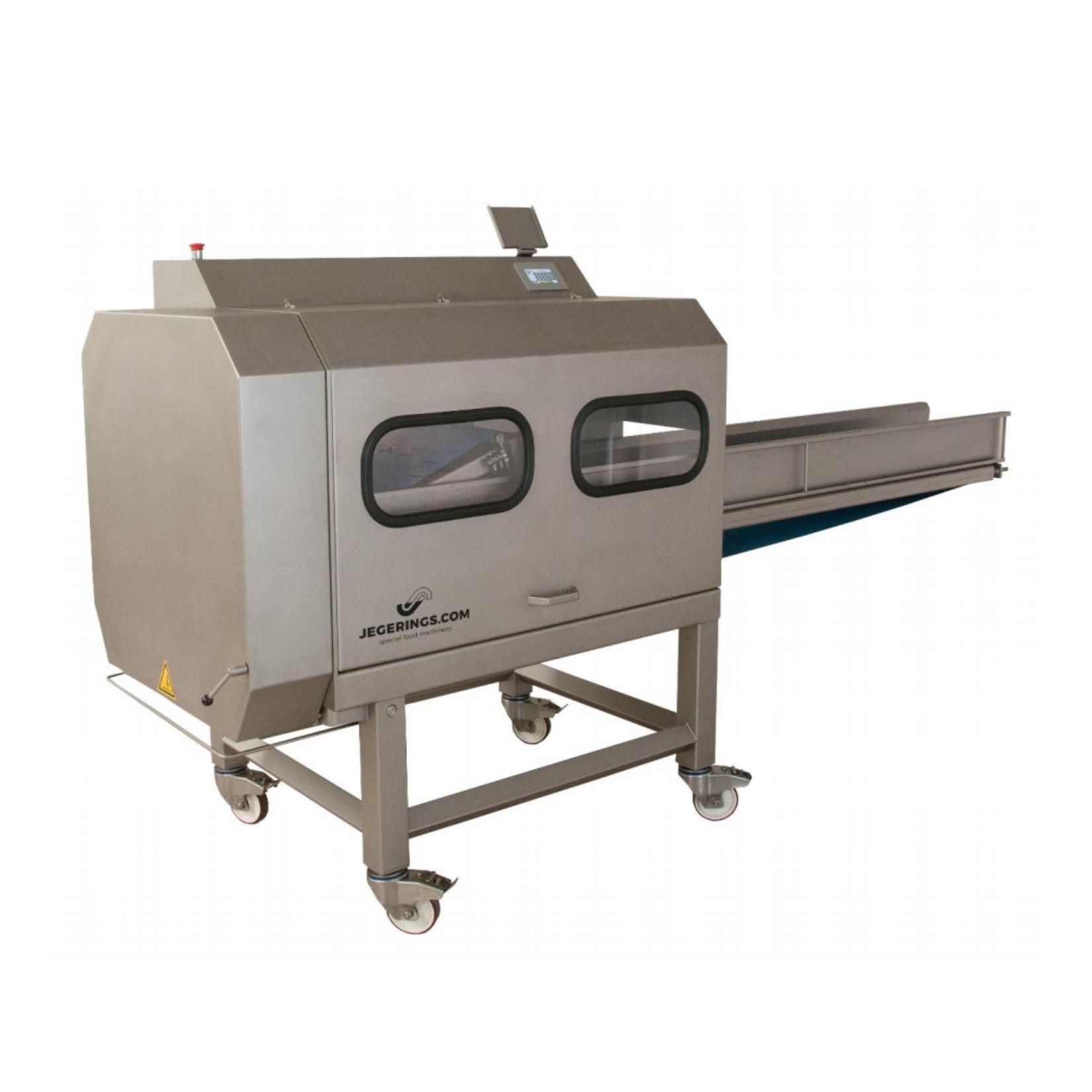 Belt cutting machine – BCM3000