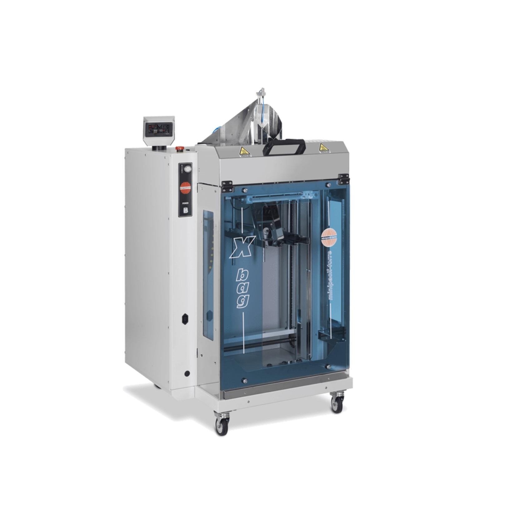 VFFS machine – X-bag